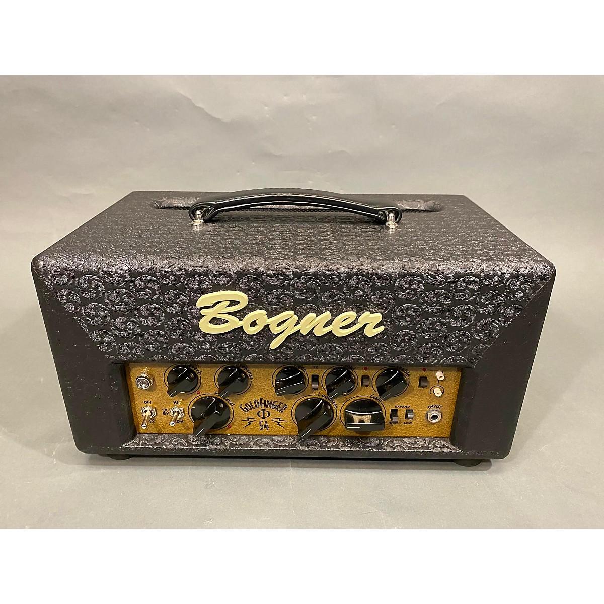 Bogner GF54 Goldfinger 54 Phi Tube Guitar Amp Head