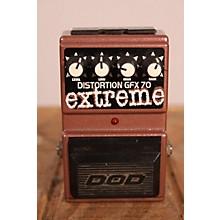 DOD GFX 70 Extreme Effect Pedal