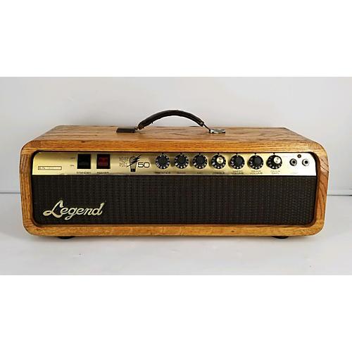 used legend gh50 tube guitar amp head guitar center. Black Bedroom Furniture Sets. Home Design Ideas