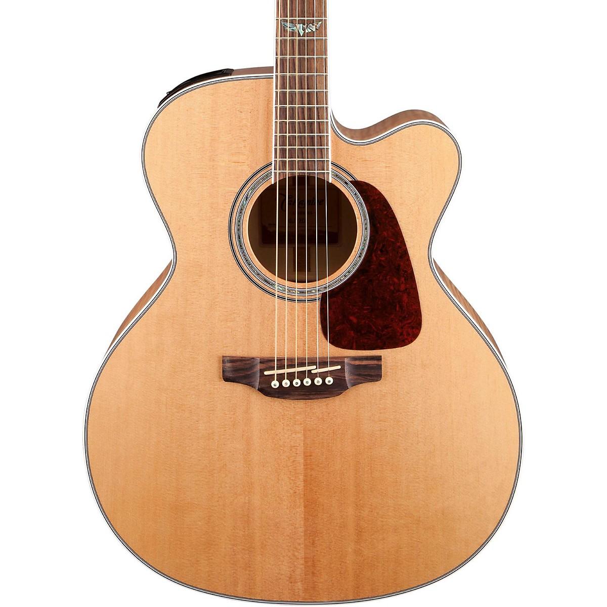 Takamine GJ72CE G Series Jumbo Cutaway Acoustic-Electric Guitar