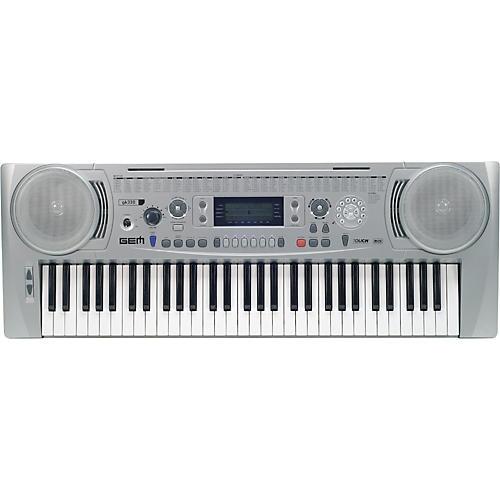 Gem GK-320 61-key 32-note Arranger Keyboard