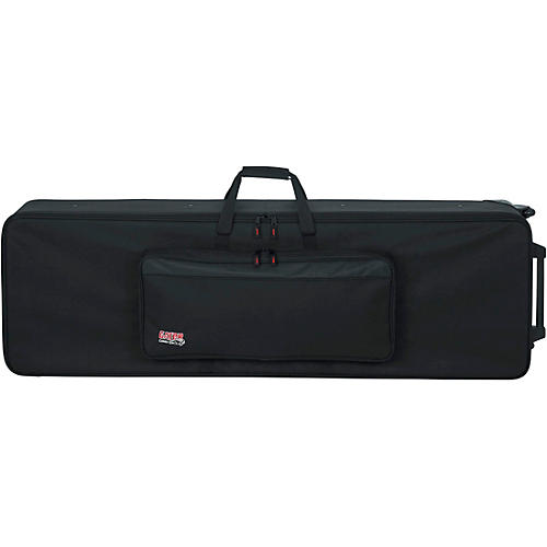 Gator Gk 88 Key Lightweight Keyboard Case On Wheels
