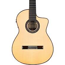 GK Pro Negra Acoustic-Electric Guitar Level 2 Regular 190839484987