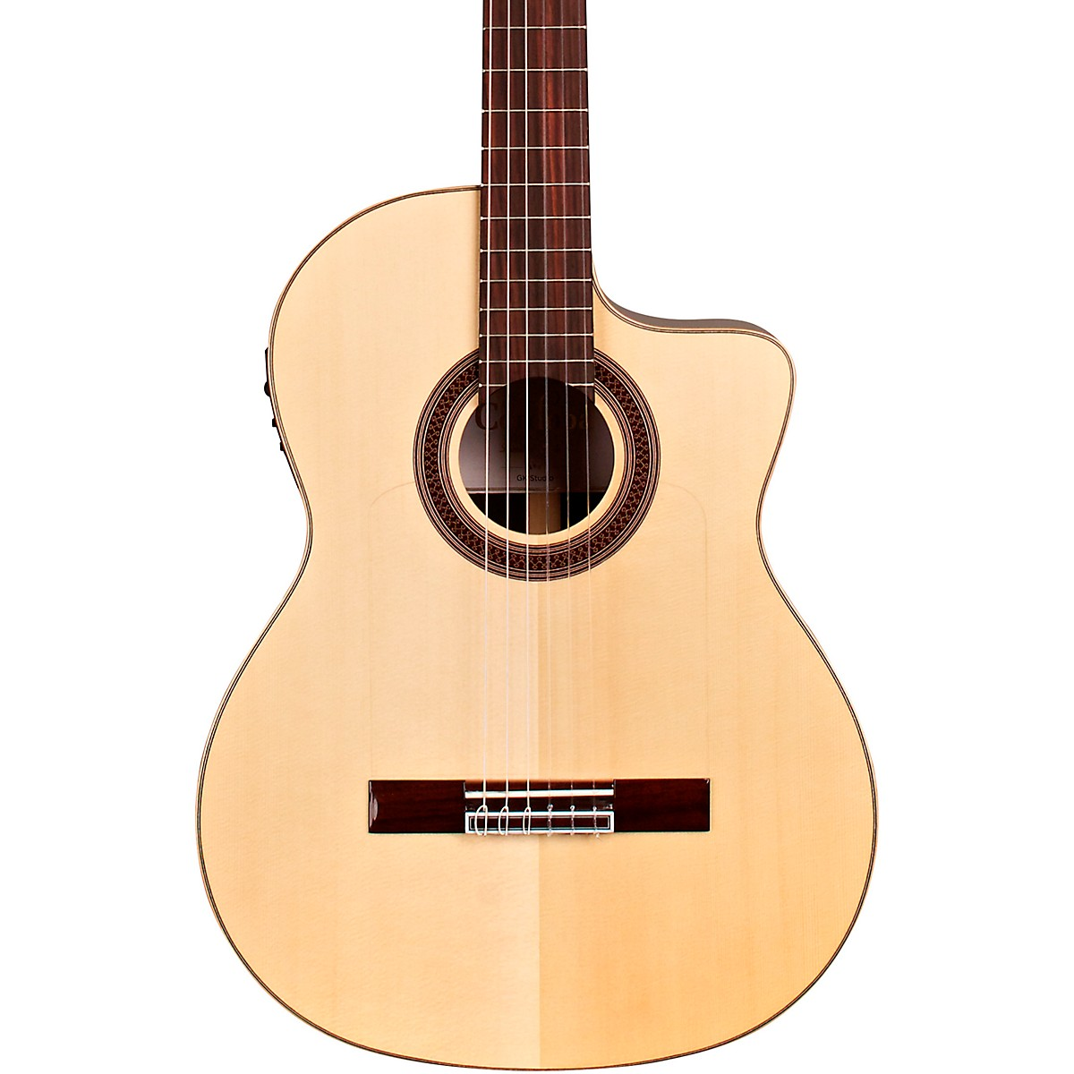 Cordoba GK Studio Limited Flamenco Acoustic-Electric Guitar