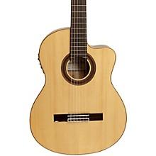 Cordoba GK Studio Negra Acoustic-Electric Nylon String Flamenco Guitar Level 1 Natural