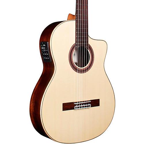 Cordoba GK Studio Negra Flamenco Acoustic-Electric Guitar