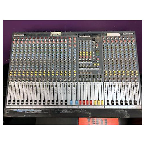 Allen & Heath GL2400-24 Unpowered Mixer
