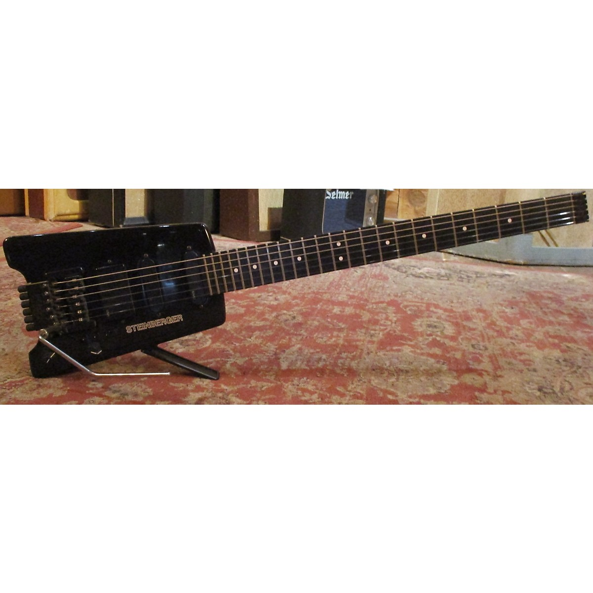 Steinberger GL4T TRANS-TREM Solid Body Electric Guitar