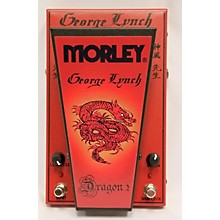 Morley GLW2 George Lynch Dragon Wah 2 Effect Pedal