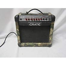 Crate GLX 15 Acoustic Guitar Combo Amp