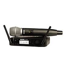 Shure GLX-D Wireless Vocal System with SM86 Mic Level 1 Z2
