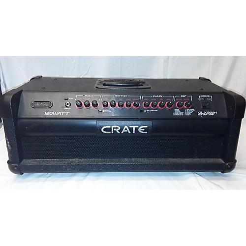 used crate glx1200h solid state guitar amp head guitar center. Black Bedroom Furniture Sets. Home Design Ideas