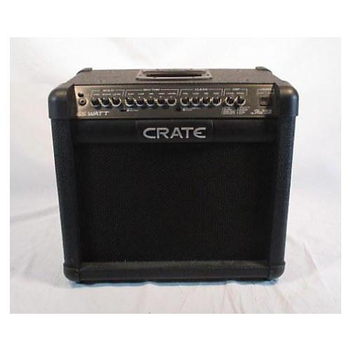 used crate glx65 guitar combo amp guitar center. Black Bedroom Furniture Sets. Home Design Ideas