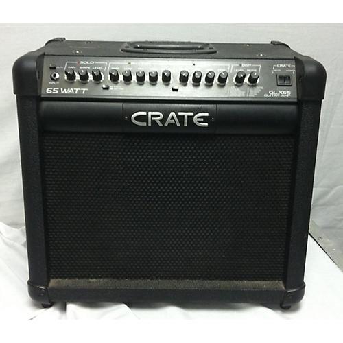 Crate GLX65 Guitar Combo Amp