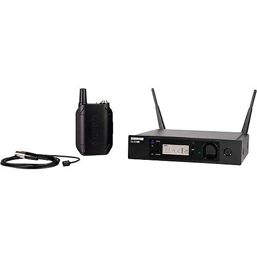 Shure GLXD14R Advanced Wireless System with WL93 Lavalier Microphone
