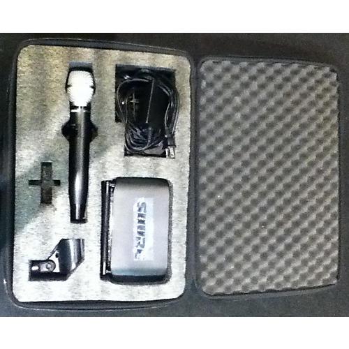 Shure GLXD24/B87AZ2 Handheld Wireless System
