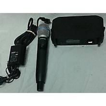 Shure GLXD24/BETA87A Handheld Wireless System
