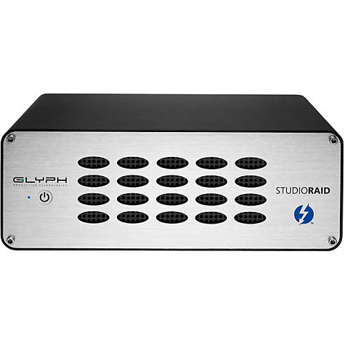 Glyph GLYPH SRTB8000 STUDIO RAID TB 8TB 2-BAY THUNDERBOLT 2 RAID