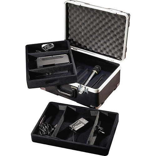 Gator GM-7W ATA Case for Wireless System with 7 Mics