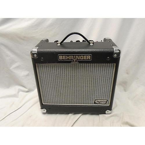 Behringer GM110 Guitar Combo Amp