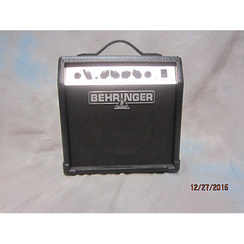 Behringer GMA106 Guitar Combo Amp