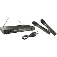 Gem Sound GMW-61 Dual Wireless Microphone