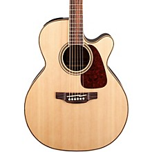 Takamine GN93CE G Series NEX Cutaway Acoustic-Electric Guitar Level 2 Natural 190839150684
