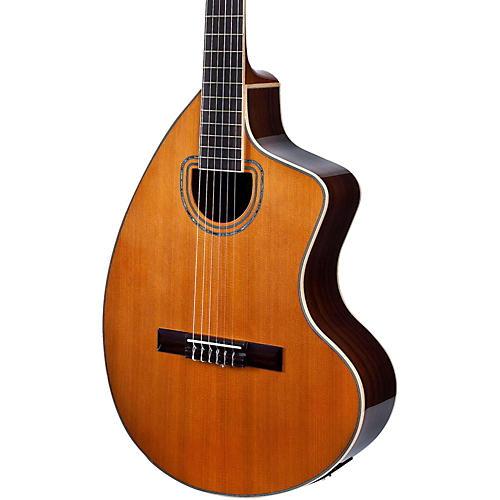 giannini gncra spc ceq craviola nylon string acoustic electric guitar guitar center. Black Bedroom Furniture Sets. Home Design Ideas