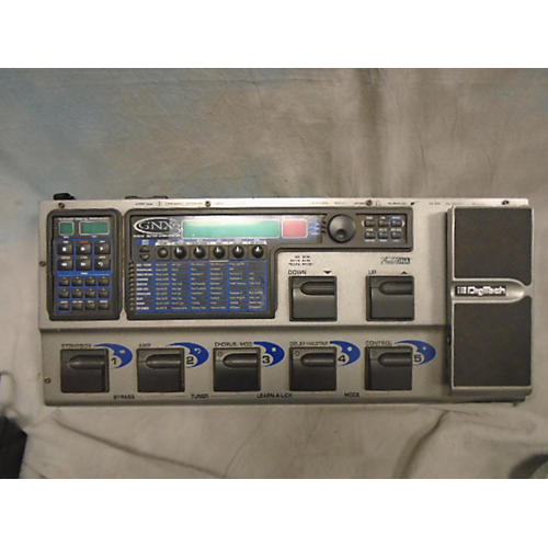 Digitech GNX3000 Effect Processor