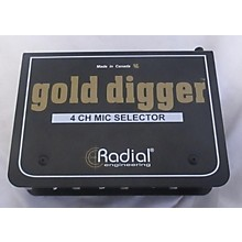 Radial Engineering GOLD DIGGER Powered Mixer
