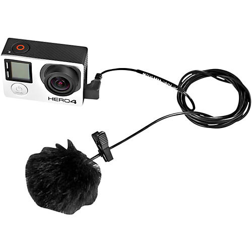 MXL GOLav Mic for Action Cameras