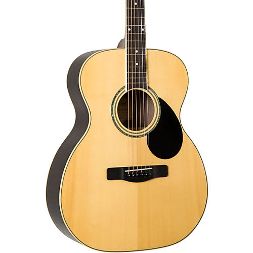 Greg Bennett Design by Samick GOM-120RS Orchestra Solid Spruce Top Acoustic Guitar