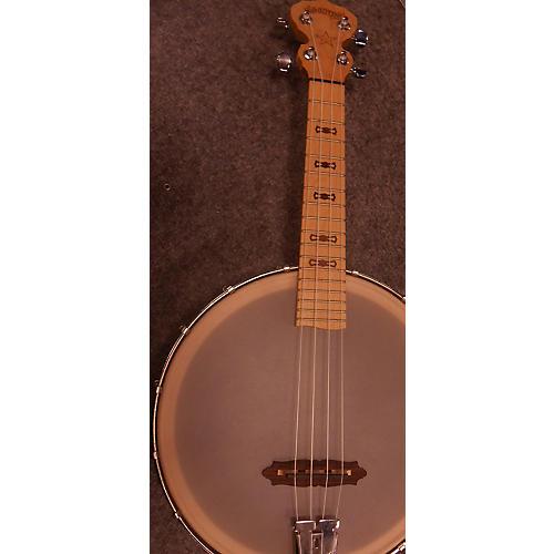 used deering goodtime banjo ukulele concert scale banjolele guitar center. Black Bedroom Furniture Sets. Home Design Ideas