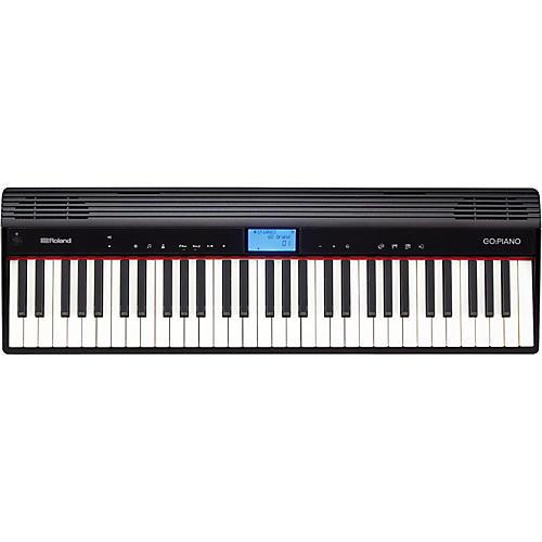 Roland GO:PIANO 61-Key Digital Piano