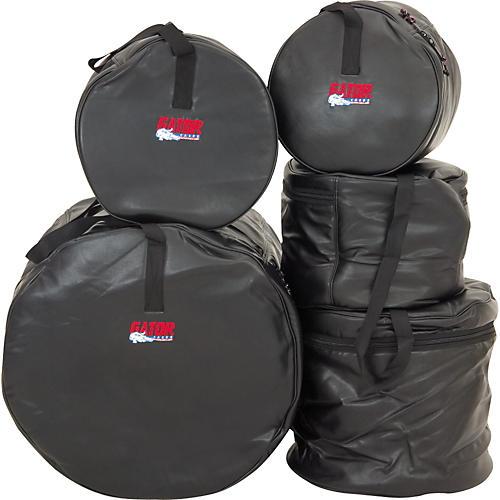Gator GP-200 DLX Deluxe 5-Piece Drum Bag Set