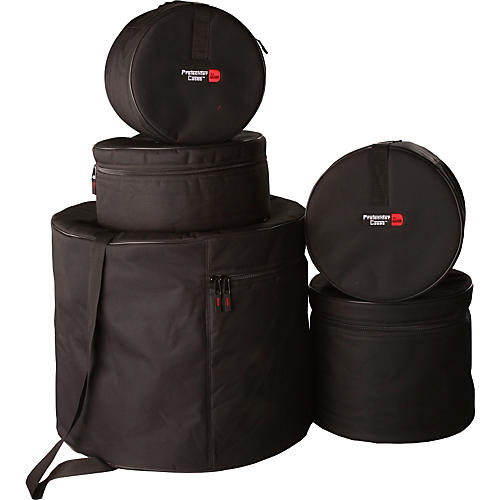 Gator GP-Standard-100 Padded 5-Piece Standard Drum Bag Set