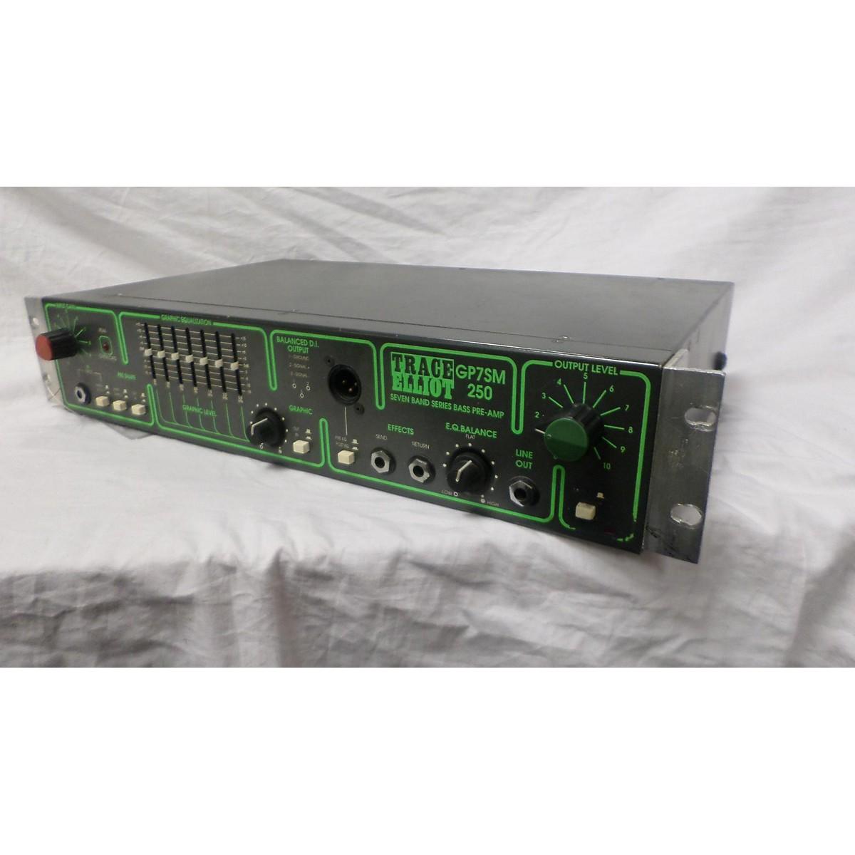 Trace Elliot GP7SM 250 Bass Amp Head