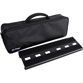 on stage gpb2000 compact pedal board guitar center. Black Bedroom Furniture Sets. Home Design Ideas
