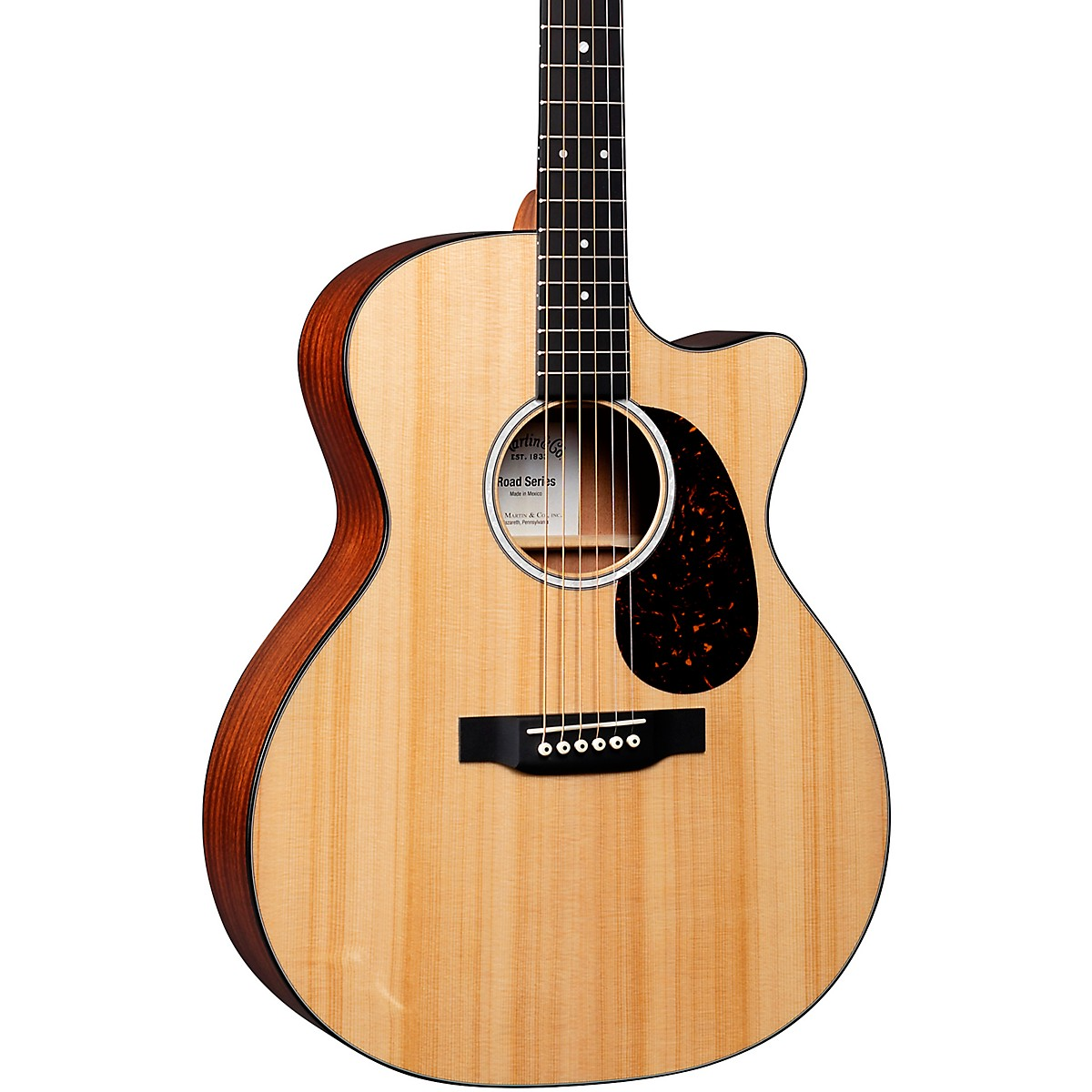 Martin GPC-11E Road Series Grand Performance Acoustic-Electric Guitar
