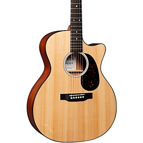 Martin GPC-11E Road Series Grand Performance Acoustic-Electric Guitar Natural