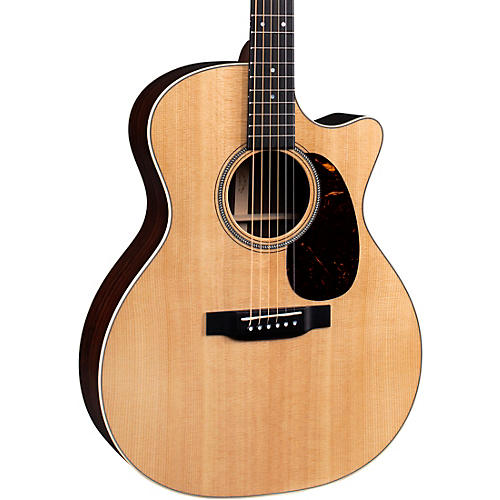Martin GPC-16E 16 Series With Rosewood Grand Performance Acoustic-Electric Guitar