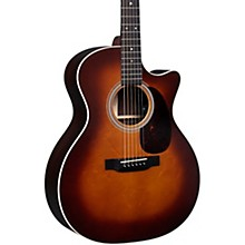 GPC Special 16 Style Rosewood Grand Performance Acoustic-Electric Guitar Ambertone
