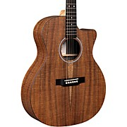 GPC Special Koa X Series Grand Performance Acoustic-Electric Guitar Natural