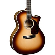 GPC Special Performing Artist Ovangkol Grand Performance Acoustic-Electric Guitar Gloss Sunburst