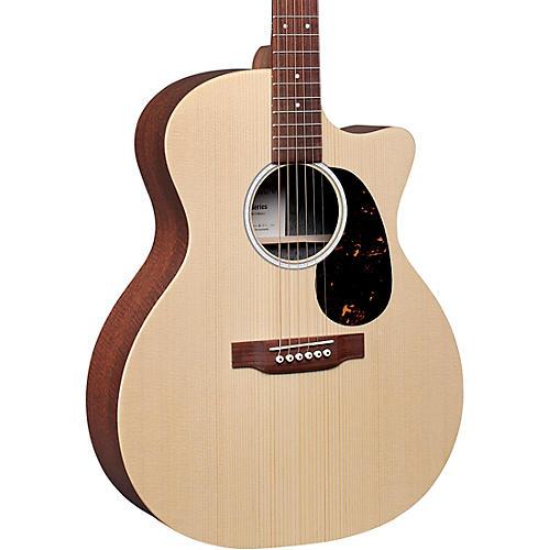 Martin GPC-X2E Mahogany Grand Performance Acoustic-Electric Guitar