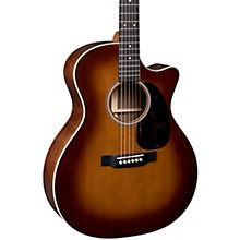 Martin GPCE Black Walnut Ambertone Grand Performance Acoustic-Electric Guitar
