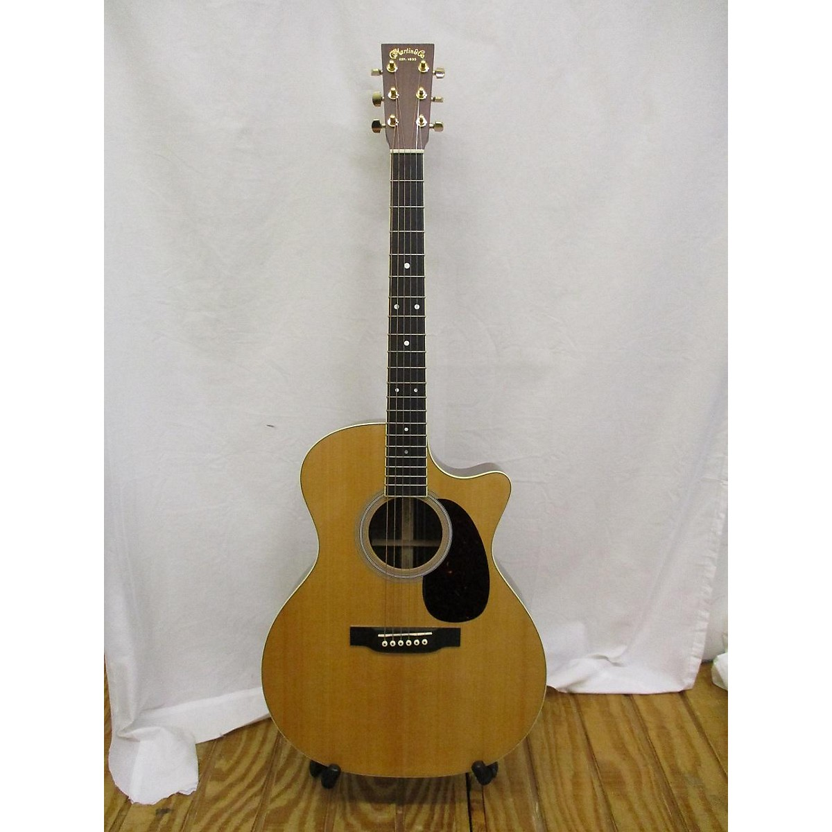Martin GPCMMVE Grand Performer Acoustic Electric Guitar