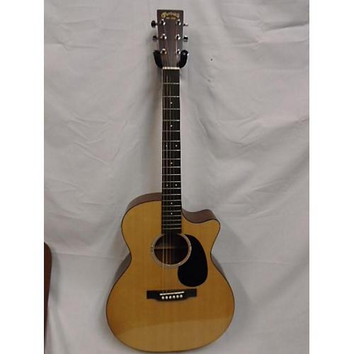 used martin gpcrsgt acoustic electric guitar natural guitar center. Black Bedroom Furniture Sets. Home Design Ideas