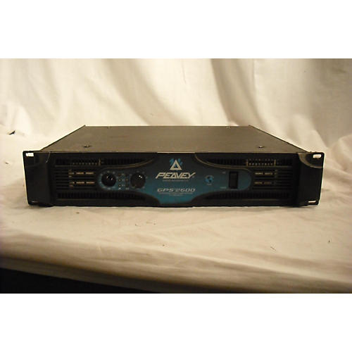 Peavey GPS 2600 Power Amp