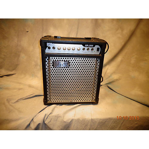 In Store Used GR-30B Bass Combo Amp